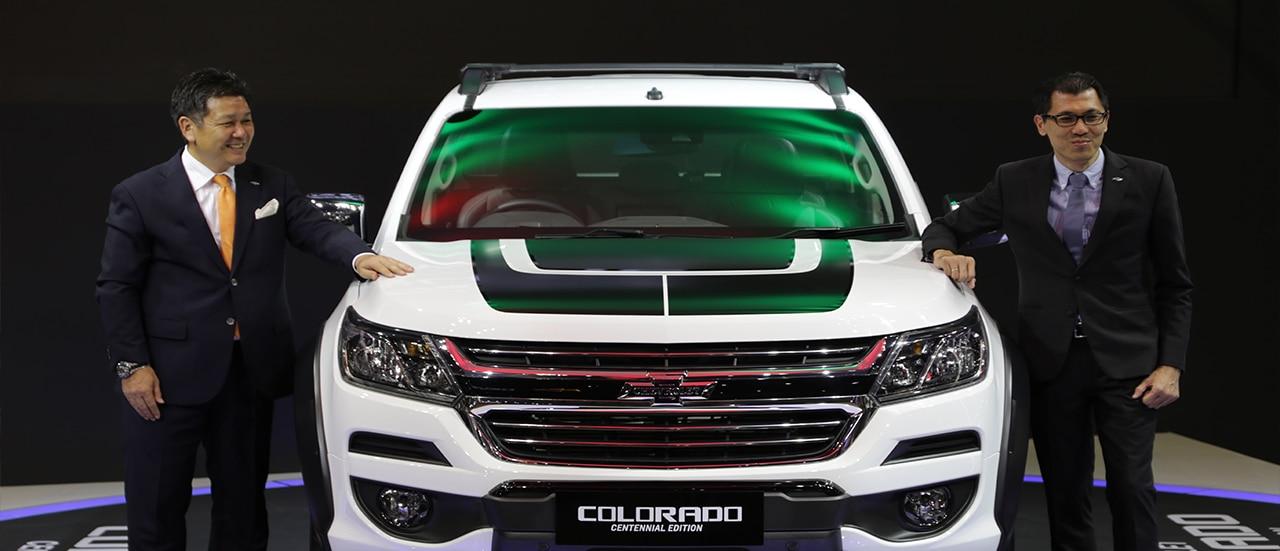 Chevrolet Colorado Centennial Edition Telah Terjual Habis