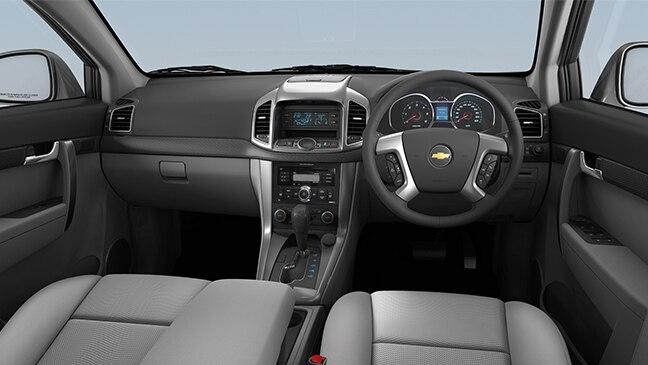 Dasbor Elegan Chevrolet Captiva