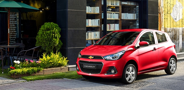 Request Harga Chevrolet Spark