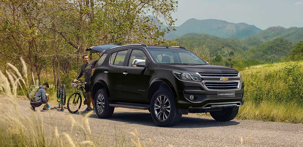 Fitur Safety Chevrolet Trailblazer