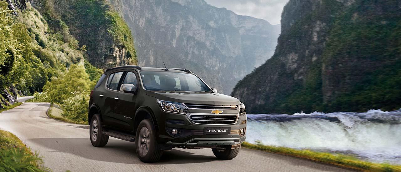 Suv Untuk Keluarga Indonesia Chevrolet Indonesia