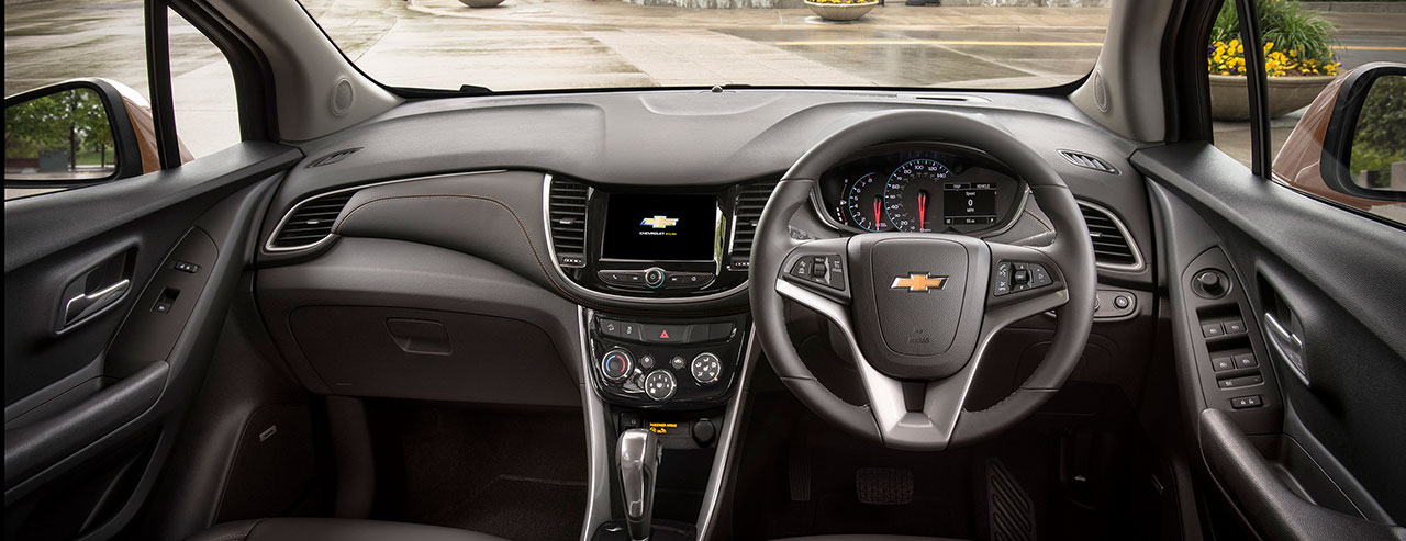Chevrolet Trax   SUV Mini Dengan Teknologi Terkini
